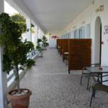 Andromache Hotel: Hotel