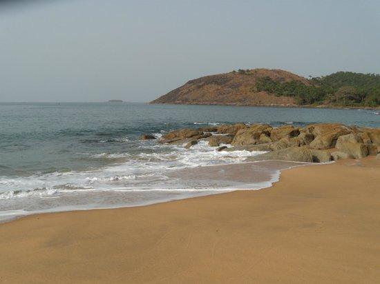 La Villa Elijah: la plage