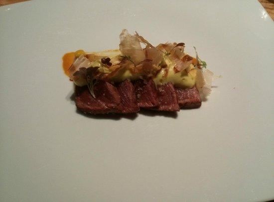 Ricard Camarena Restaurant: Menú Degustación 9