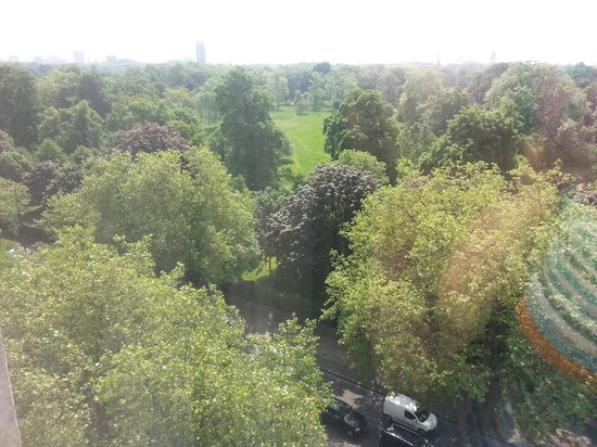 Thistle Kensington Gardens: Fantastic view from Room 803