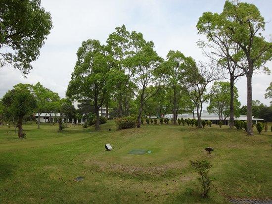 Nemu Resort Hotel Nemu: グランドゴルフのコースは3コースあります