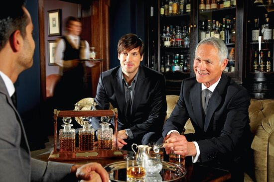 The Grand Hotel & Spa : The Whisky Lounge