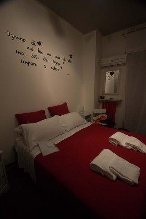 B&B Alla Piazzetta: Bedroom