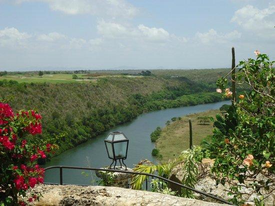Casa de Campo: Vista del Rio Chavon