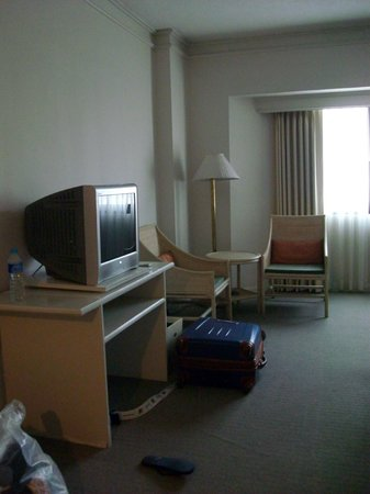 Lanna Palace 2004 Hotel: De televisie.