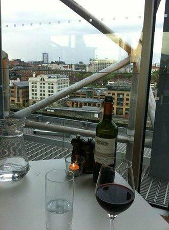 Six : Fine wine, finer view!