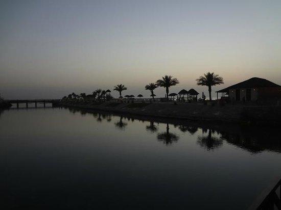 Cove Rotana Resort Ras Al Khaimah: the laguna