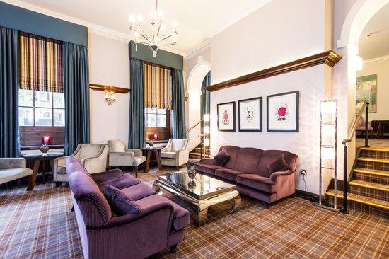 The Grand Hotel & Spa: Hotel Lounge