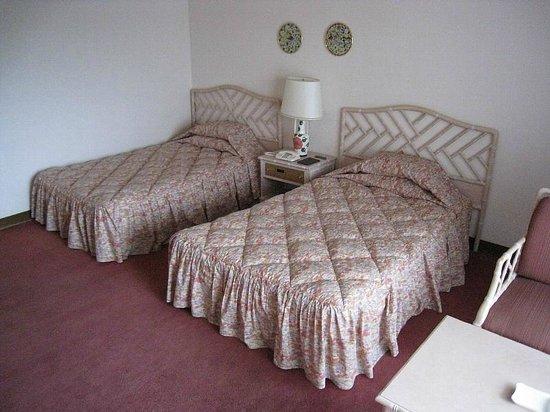 Hotel Shima Spain Mura : ツインベッド