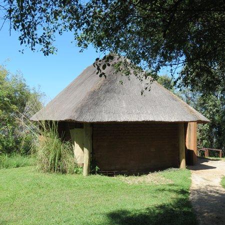 Chundukwa River Lodge: Cabin