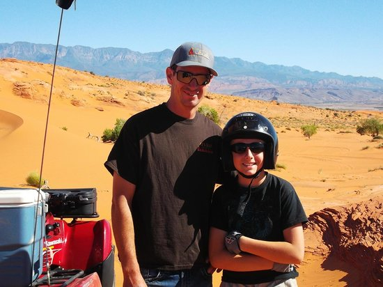 ATV and Jeep Adventure Tours: Our favorite guide Jay
