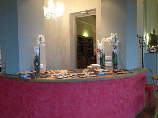 Le Beau Site : Reception 9