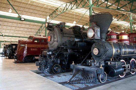 Ronks, PA: Experience historic trains, from classic woodburners and mammoth steam to sleek, electric-powere