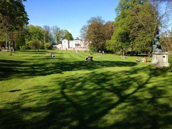 Rosendals Garden : Rosendal