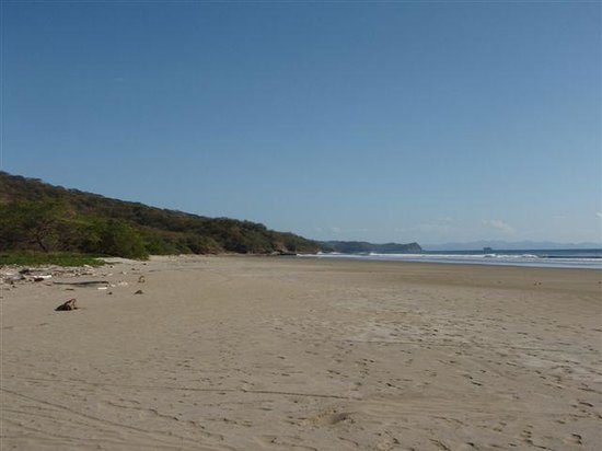 Playa Yankee, Nicaragua: Far from the maddening Crowd
