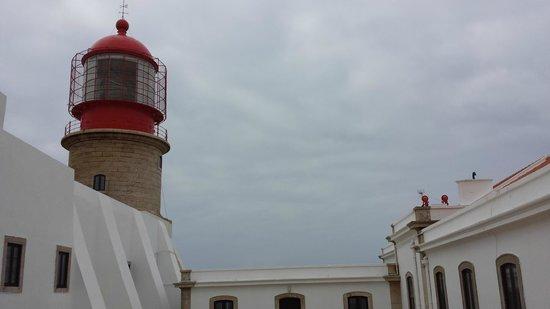 Cape Saint Vincent: Faro del Cabo San Vicente