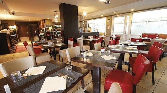 Park Suites Elegance Montpellier Ovalie Restaurant Picture Of