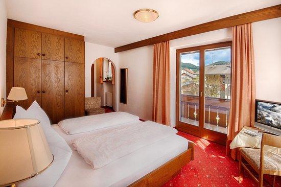 Alpin Hotel Sonnblick: Standard Zimmer Kronplatz