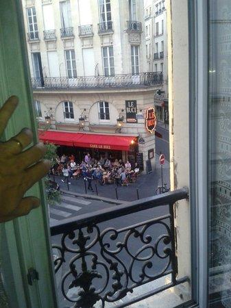 Hotel Le Petit Trianon : vue