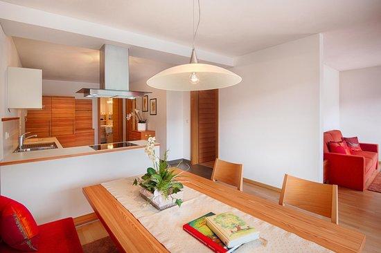 Alpin Hotel Sonnblick: Familiensuite Sonnensuite 1