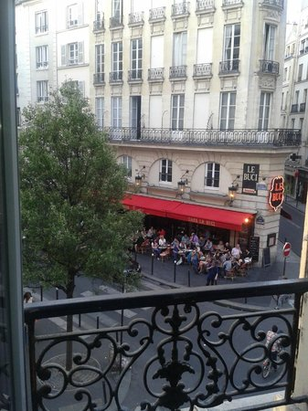 Hotel Le Petit Trianon: vue