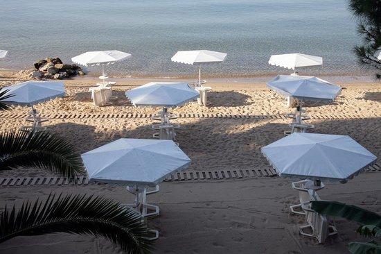 Hotel Porfi Beach: Porfi Beach