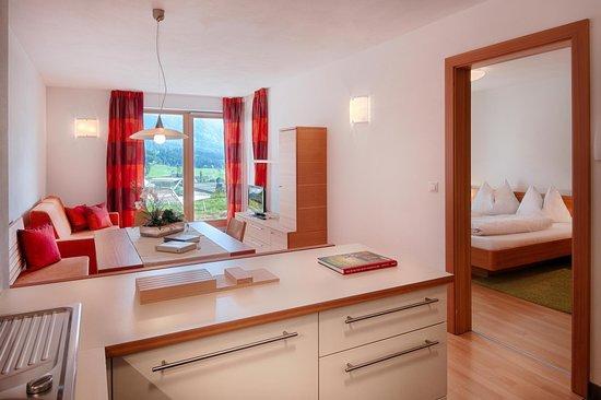 Hotel Sonnblick: Familiensuite Sonnensuite