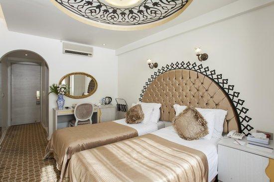 Ottoman Hotel Park: Standard Room Twin