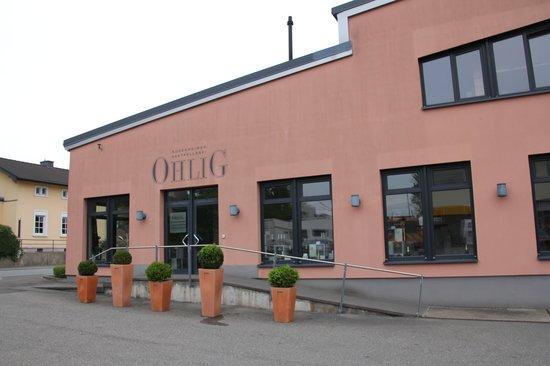 Rüdesheimer Sektkellerei Ohlig