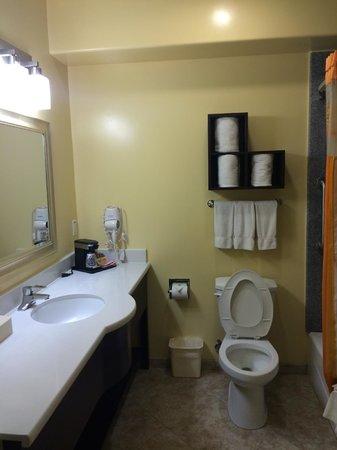 La Quinta Inn & Suites Inglewood: Bathroom