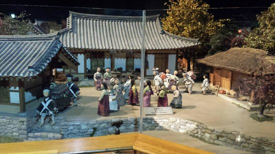 Lotte World Folk Museum