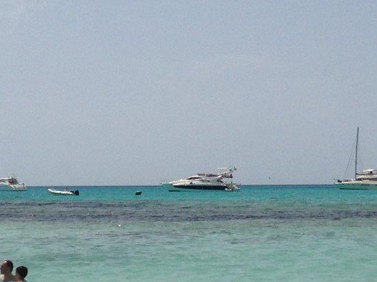 Playa de Es Trenc: Пляж