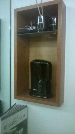 Nitenite Birmingham: Adequate kettle
