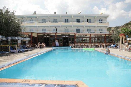 Photo of Georgia I and II Apartments Afandou