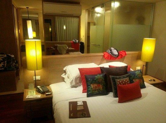 Pakasai Resort : adora suite 1515, 1516