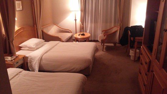 Kanazawa Hakuchoro Hotel Sanraku: 部屋