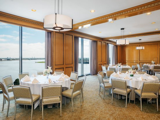 River Room meeting space features sweeping views for a unique twist ...
