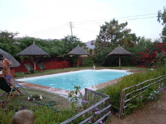 Cape Mac Lodge: Swimming Pool