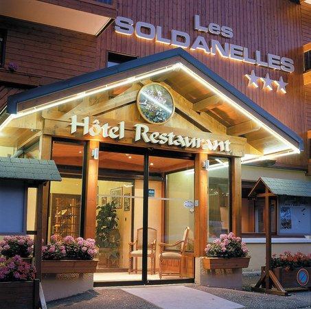 Les Soldanelles Hotel Restaurant Spa