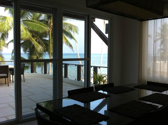 7Stones Boracay Suites: Bulabog beach view from the main suite