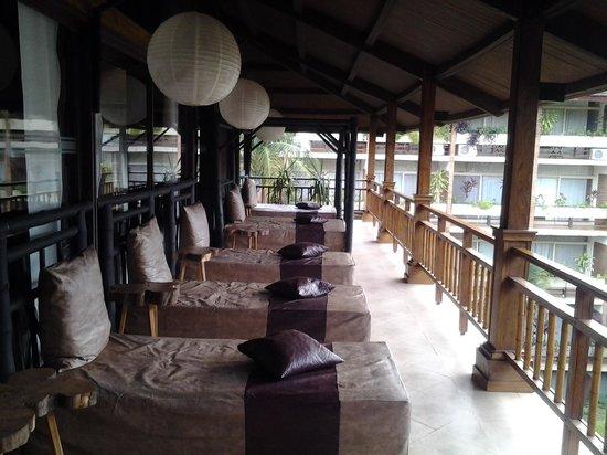 Raices Esturion Hotel: Lounge