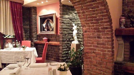 Hotel Mondial: ristorante