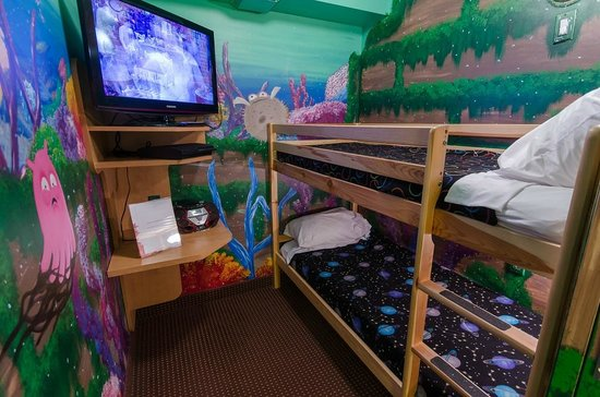 Canad Inns Destination Centre Transcona: Children's Theme Room