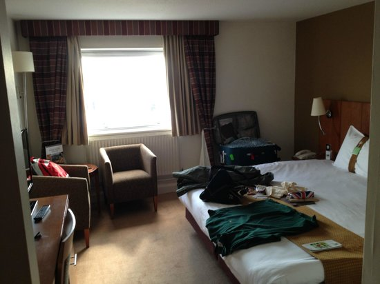Holiday Inn: Room view from the door