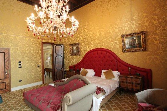 Hotel Pesaro Palace: Suite