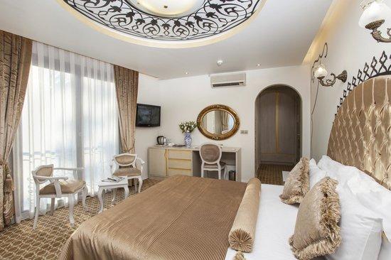 Ottoman Hotel Park: Deluxe Room