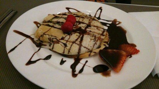 café-bar Bicoca : pancakes