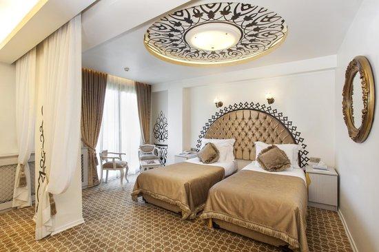 Ottoman Hotel Park: Superior Room Twin