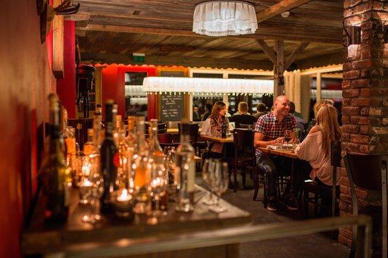 Hotel Alpenblick: A big choise of local spirits