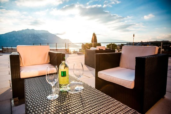 Hotel Alpenblick: The best place to chill